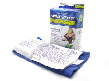 Aculife Arctic Hot Pain Relief Pack - instant cold and reusable.